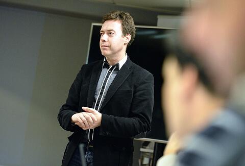 One teacher of an Enstti training