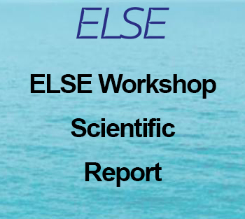 Thumbnail for the ELSE workshop scientific report news